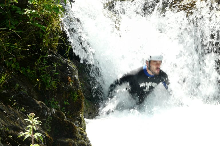 Rio Pinguini Canyoning